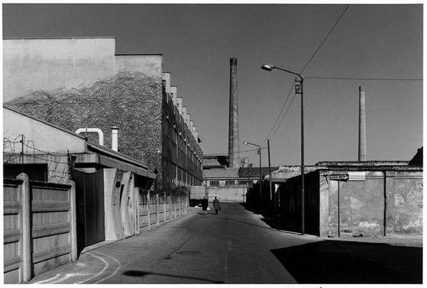 Gabriele Basilico - Ritratti di fabbriche, Via Barletta
