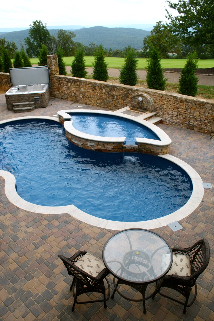 128 Best Images About Pools On Pinterest Traditional