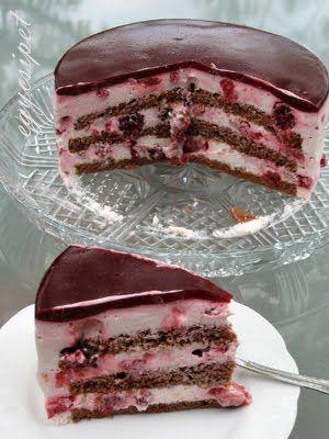 egycsipet: Joghurtkrémes torta v2.0