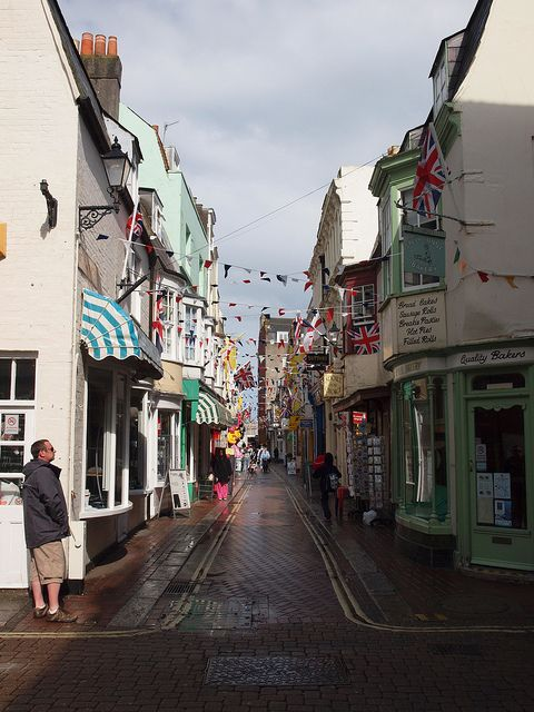 UK Cities and Countryside: Photo Weymouth dorset uk