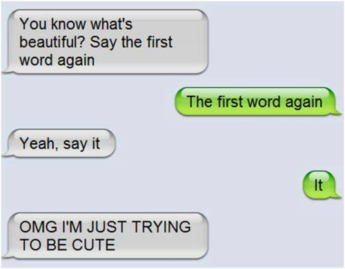 Love Text Messages: 1000+ Images About Funny And Sweet Texts On Pinterest
