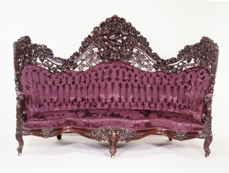 Victorian Furniture And Victorian Decor Accessories. The Principles Of  Design This Object Show Is Balance