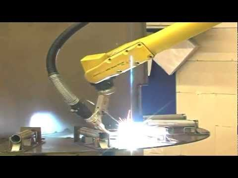 ROBOTIC WELDING SYSTEM - WELDING AUTOMATION AND MECHANIZATION - YouTube