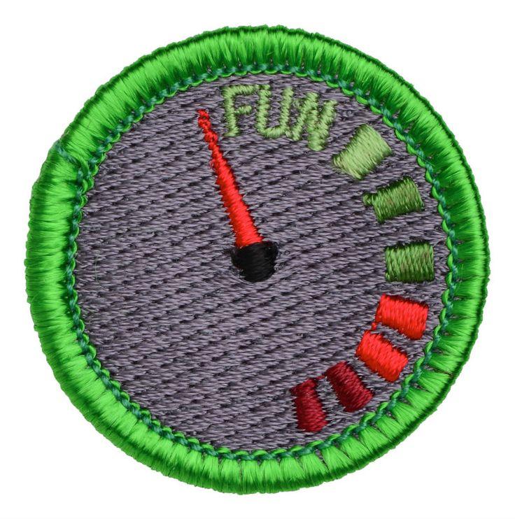 Fun Meter Merit Badge