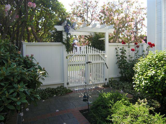 99 Best Fencing Ideas Images On Pinterest Trellis Fence