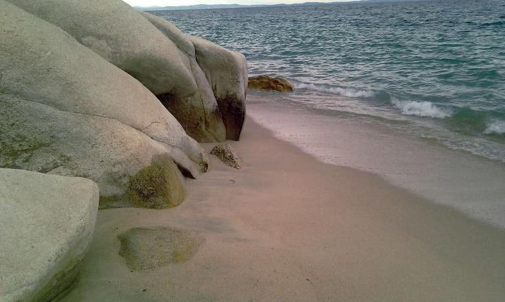 Sithonia beach