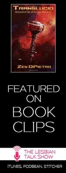 Book Clips: Translucid by Zen DiPietro