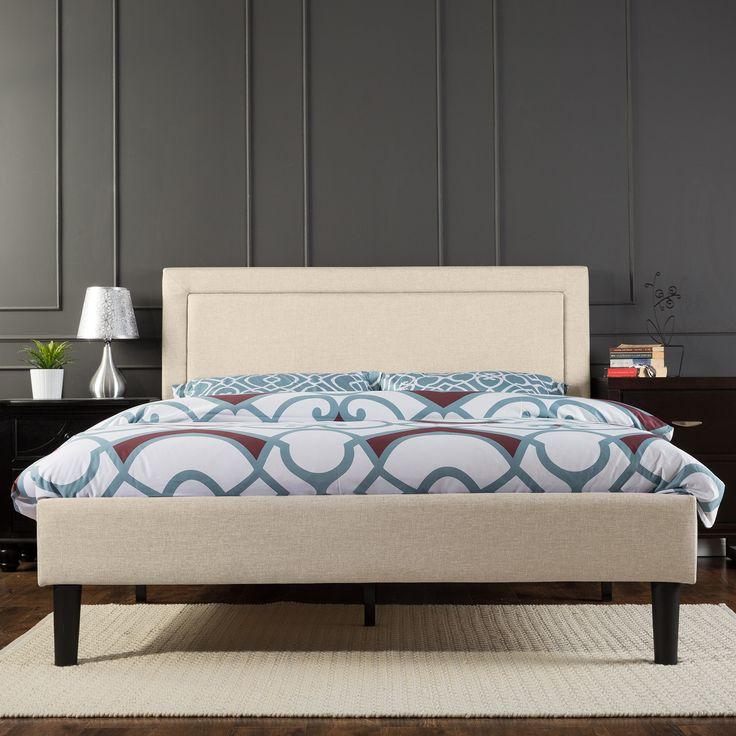 Andover Mills® Elda Upholstered Platform Bed