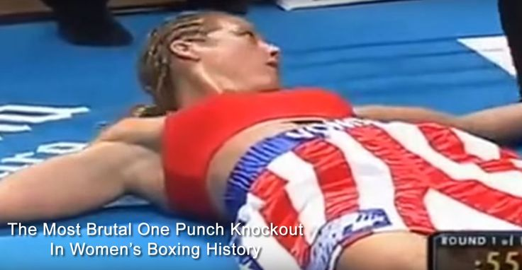 Watch the The Most Brutal One Punch Knockout In Women's Boxing History. Leave a comment and subscribe here https://www.youtube.com/channel/UC9z7NcpWyV4x6ptOftntGNA?&ab_channel=ModernSport for more videos. Thanks for watching.    You might also like:     How to play Cricket - https://youtu.be/vjfuQXKwtUk    Tennis Final 2016 - Easter Bowl ITF Girls - https://youtu.be/eB2qp9Y_2xY