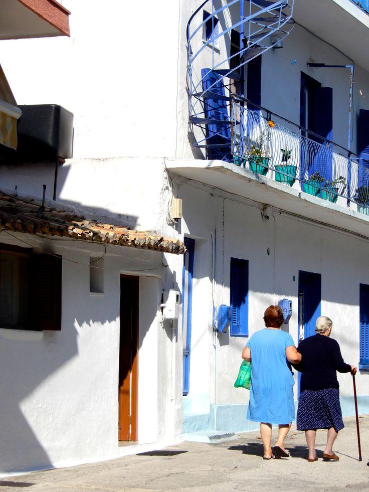 Parga   #Greece #Greek #Epirus #tree  #Perveza #vacation #travel #Mediterranean