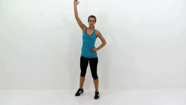 Для того чтобы накачать отличный пресс, мало делать упражнения регулярно. Только разнообразные тренировки помогут воплотить в жизнь мечту о плоском животе. А потому встречайте этот 10-минутный комплекс упражнений на пресс стоя.