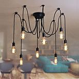 Ljuskronor / Hängande lampor - Bedroom / Sovrum / Studierum/Kontor - Traditionell/Klassisk / Kontor/företag - Ministil