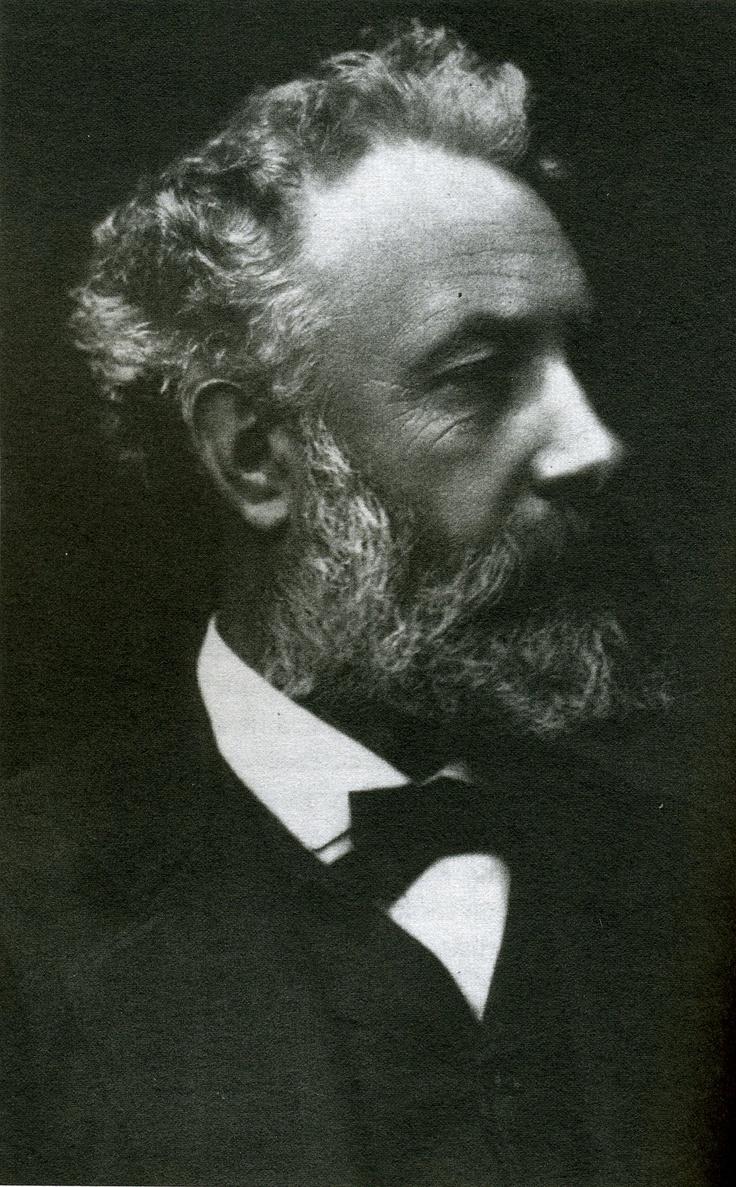 Julio Verne fue un escritor francés de novelas de aventuras. Es considerado uno de los padres de la ciencia ficción.