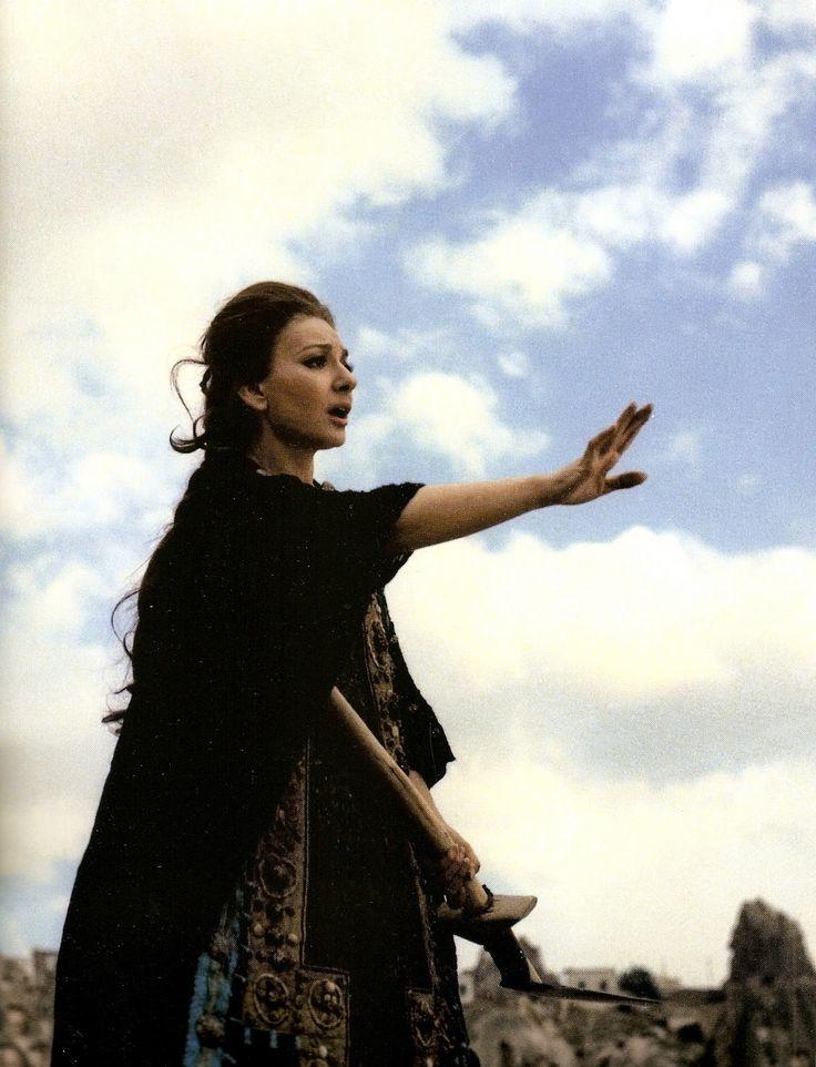 Maria Callas || Medea || Pasolini