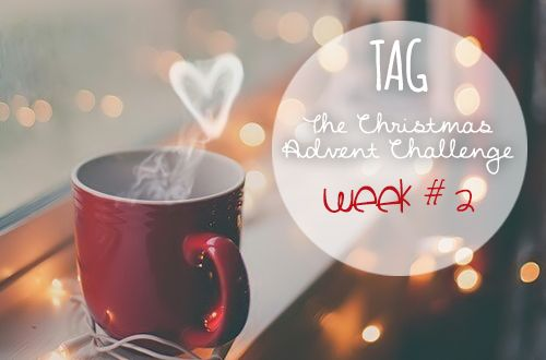 Su un filo di eyeliner ~ Make up & Beauty Blog : Tag: The Christmas Advent Challenge - Love, Hate, ...