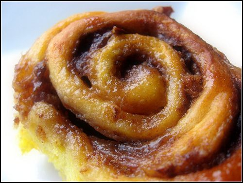 rolls -- made with sweet potato! (Everything's better with sweet ...
