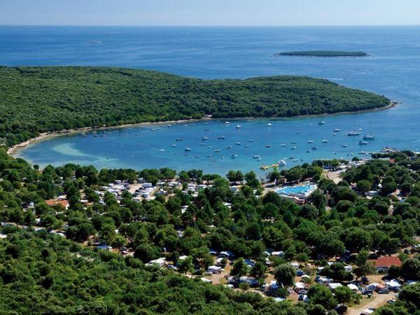 Campingplatz Camping Vestar - Campingurlaub Kroatien, Istrien - Mobilheim und Zelt - Foto 1