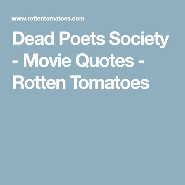 25 Robin Williams Quotes That Encapsulate His Genius: Best 25+ Dead Poets Society Quotes Ideas On Pinterest