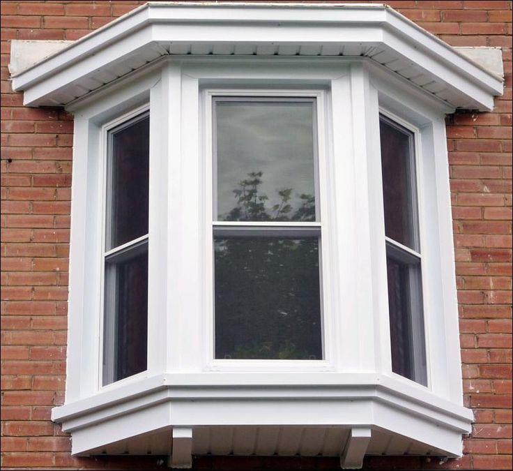 23 best images about garden window interior on pinterest for Bay window interior