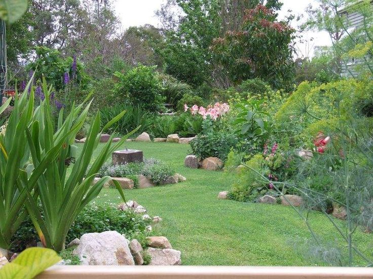 Idea portfolio - Photo of a landscaped garden design from a real Australian home - Gardens photo 177525