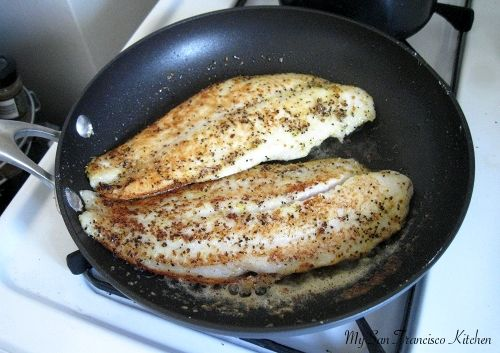 This fish is filling and doesn't have that strong fishy taste.. Not to mention low calories with only 70 per serving!