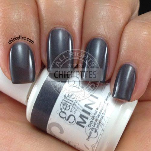 Never Too Grey (Fashionably Slate)