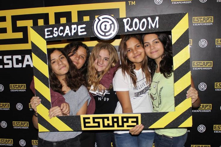 The Escape Room - A real life escape game.Heliopolis, Cairo, Egypt. Escape Room is an interactive and intuitive real-life escape game. Locked in a room with a group of 2 to 6 people, participants have 60 minutes to solve challenging puzzles to escape the room.