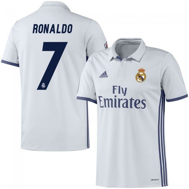 Ronaldo Jersey Real Madrid 2016 2017