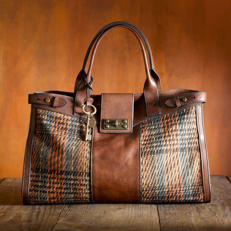 Fossil Handbag!