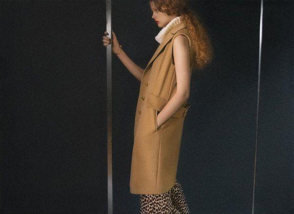 この秋大注目! 「ラヴァンチュール マルティニーク」が提案する新感覚レイヤード     旅と日常を自由に謳歌する女性に向けたワードローブが揃う「ラヴァンチュール マルティニーク」がこの秋提案するのは、新感覚のレイヤードスタイル。