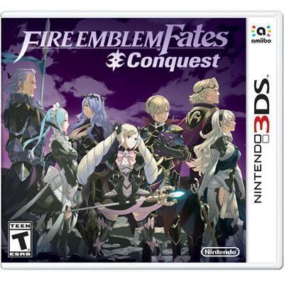 Fire Emblem Conquest 3DS (CTRPBFYE)