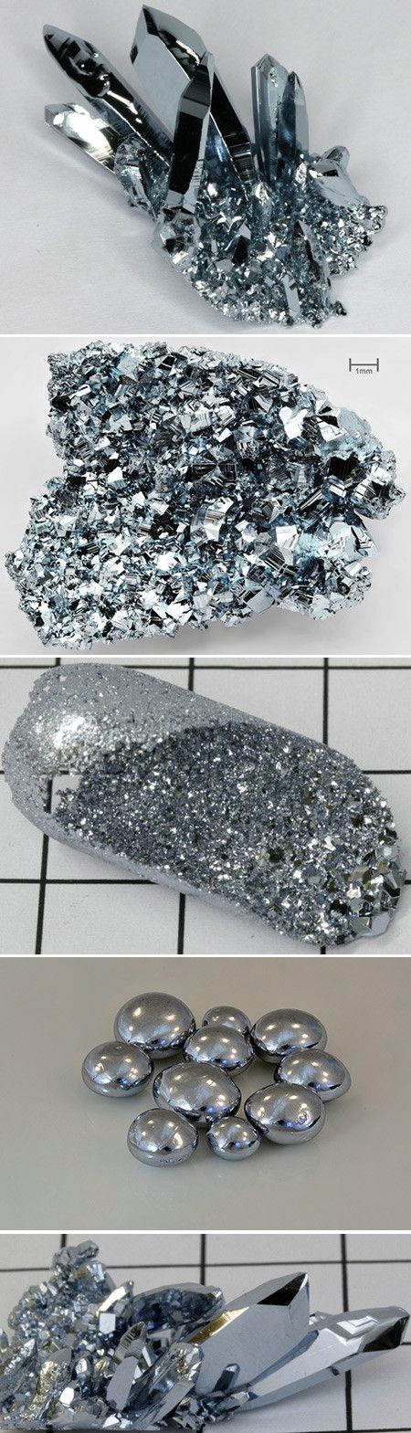 Osmium is both the densest and the rarest element that you can dig out of the Earth. It's so hard that it's used in places with constant pressure and wear, like the tips of fountain pens. One single cubic inch of this stuff weighs nearly a pound, and were you to somehow get a cubic foot of it, it would weigh over 1,400 pounds. Good luck with that, though: last year, the entire U.S. osmium production was only 165 pounds.