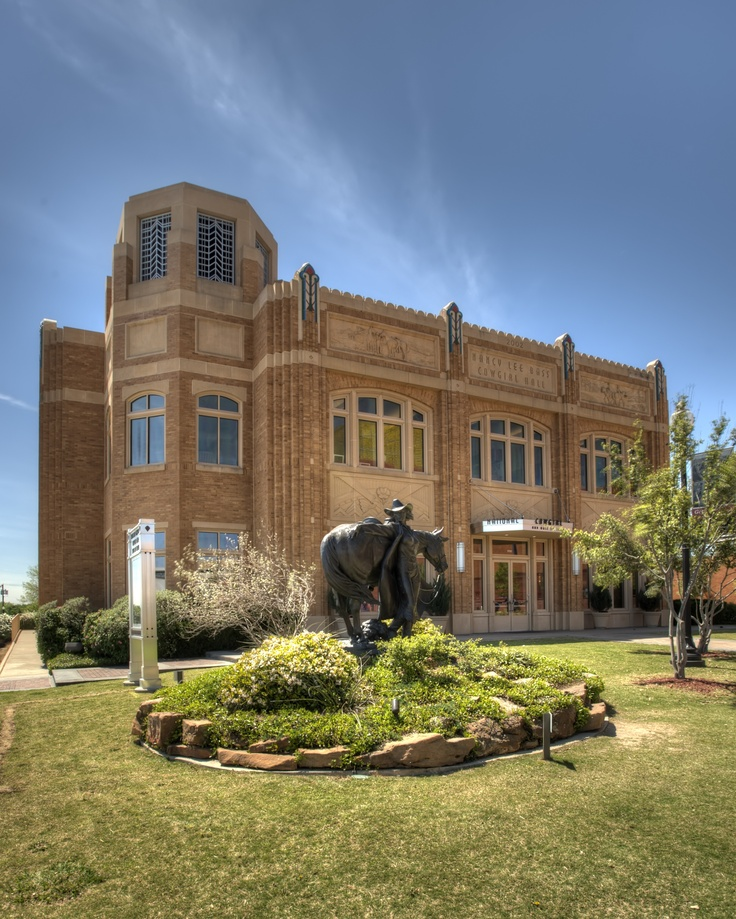 Cowgirl Museum in Fort Worth, Texas