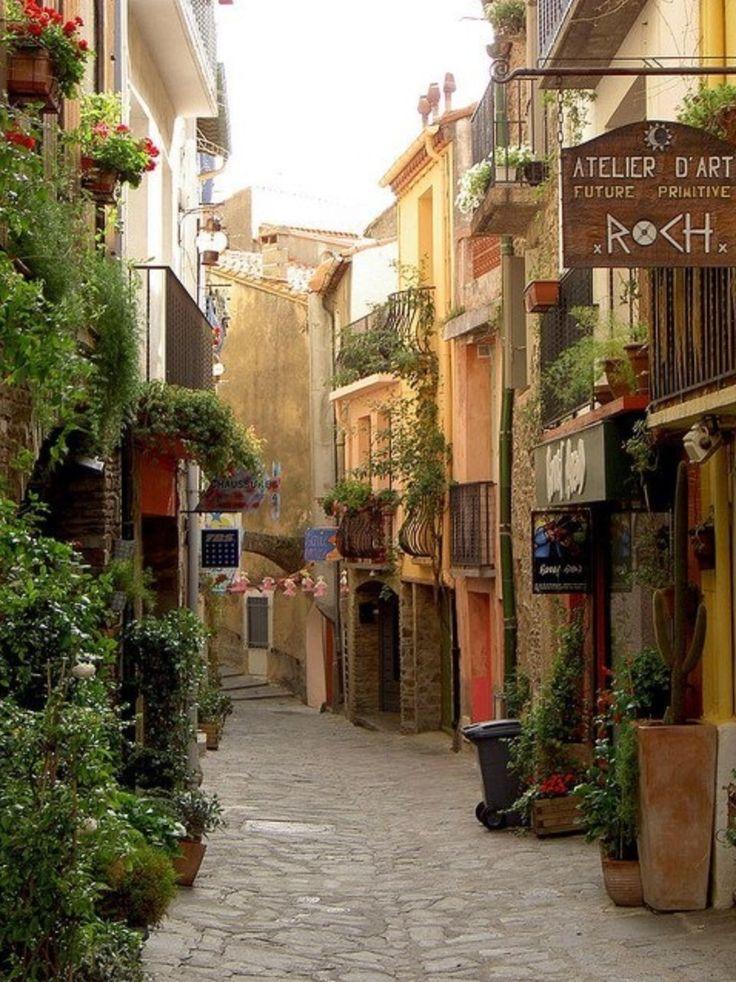 Gorgeous shot of Provence, France