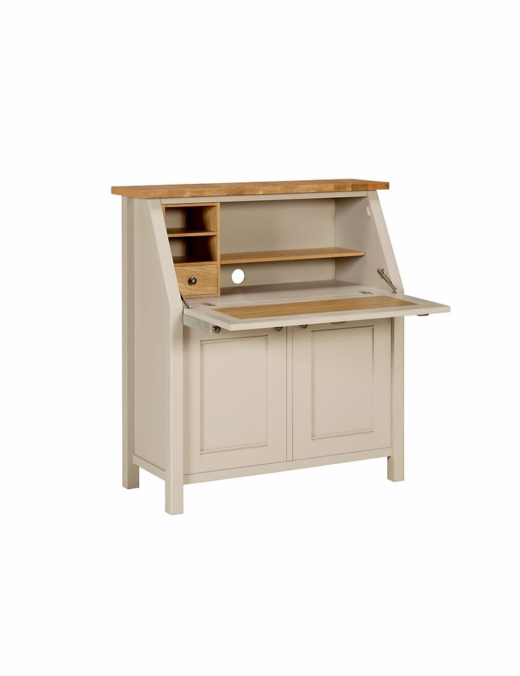 Padstow bureau stains in kitchen and bureaus for Bureau hemnes
