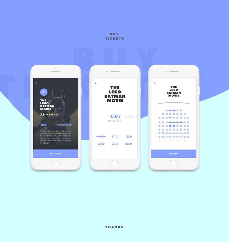 다음 @Behance 프로젝트 확인: \u201cCinema App\u201d https://www.behance.net/gallery/53023699/Cinema-App
