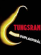 ENDRE VÁNDOR. Tungsram duplaspirál (Tunsgram espiral doble) [1935].
