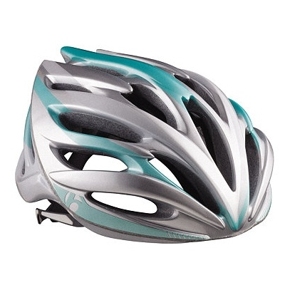 Styled for maximum airflow and go-fast good looks, the lightweight, 21-vent, women's specific Circuit WSD helmet was designed using Computational Fluid Dynamics, for an air-gobbling shape that delivers superb ventilation and unbeatable air flow.