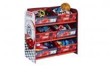 Cars Speed Circuit 6 Bin Storage By Worlds Apart - buy affordable furniture online