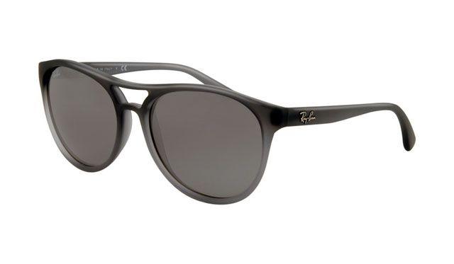 $19.88! #Ray #Ban #Sunglasses Ray Ban RB4170 Sunglasses Grey Frame Grey Gradient Lens