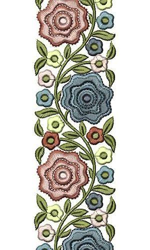Bridal Dresses Embroidered Lace Design