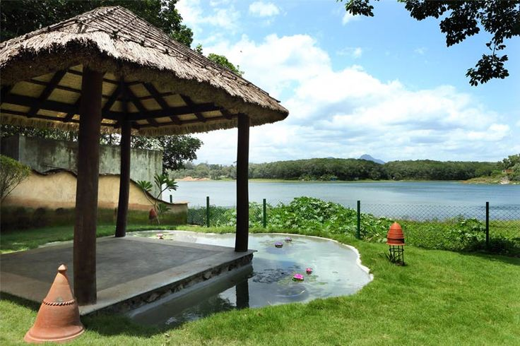 Immerse in the #Veda #Jacuzzi in the garden with a lovely sit out at #Anantya #Resorts - A #RareIndia #Retreat Read More: http://bit.ly/1uvcFff