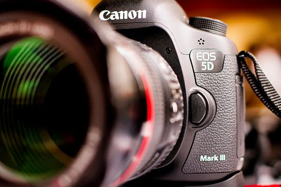 From a Canon XSI to a 60D to a 5D Mark III - My thoughts