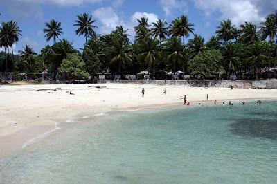 Santai Beach Ambon