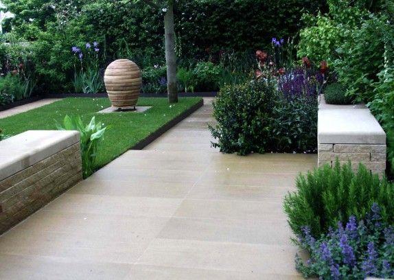 Garden Slabs Ideas 57 best garden paving designs and ideas images on pinterest garden paving idea cut limestone note shape of paving workwithnaturefo