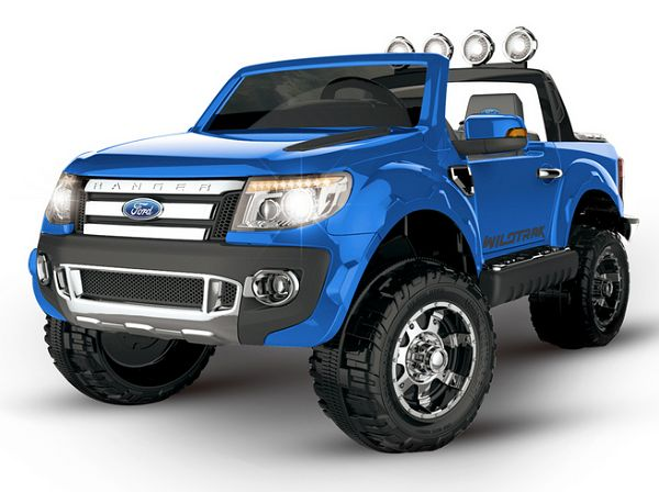 Ford Ranger, FULL OPTIONS, 2 persoons kinderauto