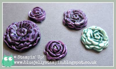Stampin' Up! Simply Pressed Clay Video Tutorial