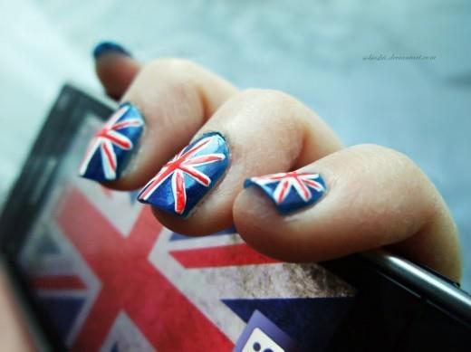 Uñas británicas