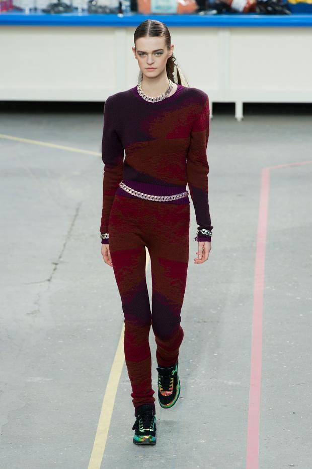 Marta's Fashion Diary: Chanel f/w 2014/2015 Collection- The Shopping Center