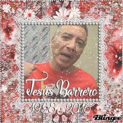 Jesus Barrero.